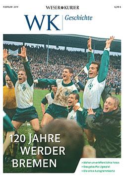 120 Jahre Werder Magazin wk|manufaktur