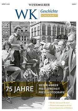 75 Jahre Magazin wk| manufaktur