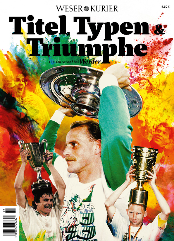 Titel, Typen & Triumphe Magazin wk|manufaktur