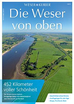 Magazin Die Weser von oben Magazin WK Geschichte wk|manufaktur