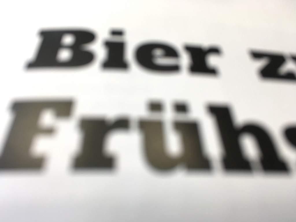 Schrift Bier Redaktion Moodbild wk|manufaktur