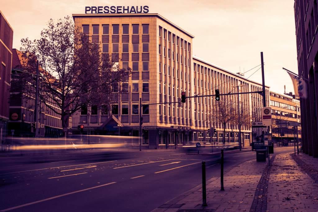 Pressehaus Moodbild wk|manufaktur