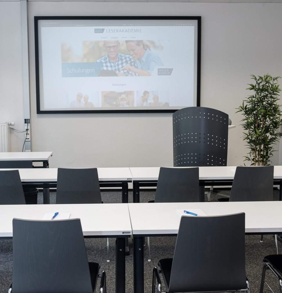 Weser-Kurier Leserakademie Konferenzen 2
